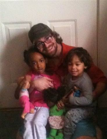 Cody88 - Me and my babies Christmas morning 2015