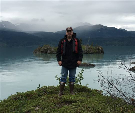betterlivedak - Boating Skilak Lake