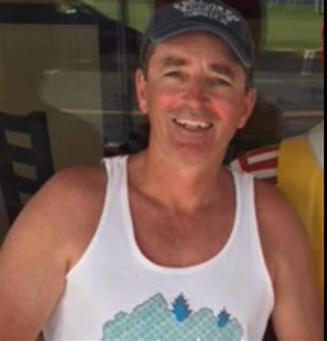Brett Stockton - Last summer after kayaking .