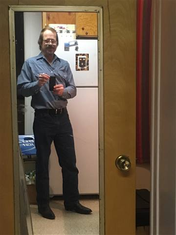 MontanaHippieCowboy - About To Start Cooking Dinner!