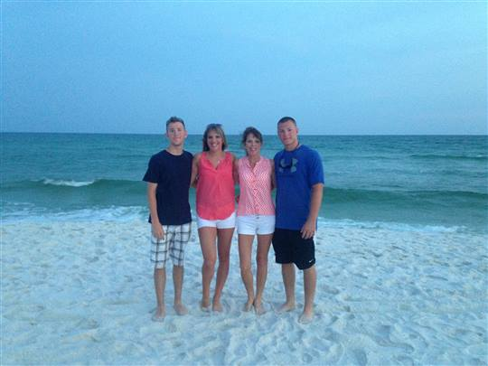 MS Girl - Pensacola Beach with my kids