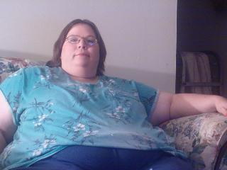 Lavenderangel - this is me on my couch