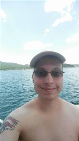 MrKyle55 - Hanging out at the lake!
